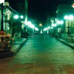 Rua do Lazer. Fonte: Prefeitura Municipal de Domingos Martins - PMDM / Laerte Targueta
