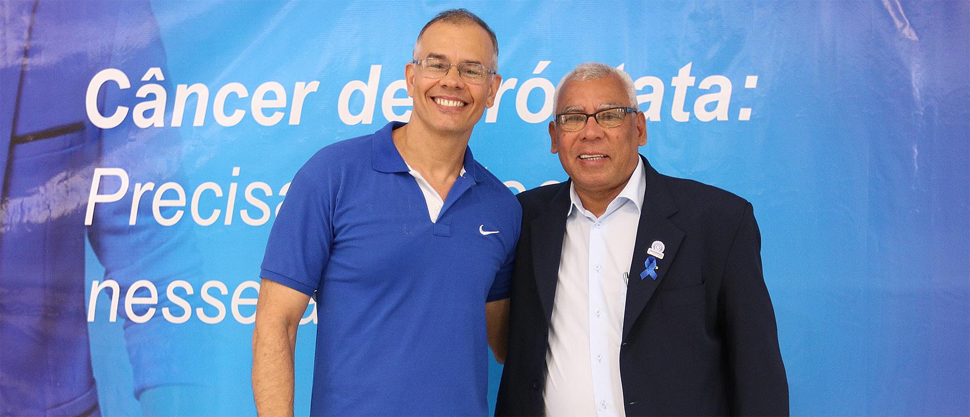 Aspomires promove o 1º Novembro Azul para discutir a saúde do homem