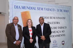 Aspomires levanta bandeira de luta contra o tabagismo