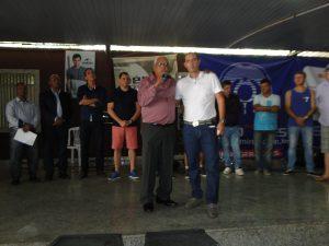 Aspomires apoia comemoração do Dia do Soldado em Colatina
