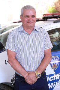 2º sargento da reserva Ademir Fragoso Mendes