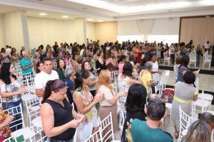 Encontro homenageia as viúvas e pensionistas da Aspomires