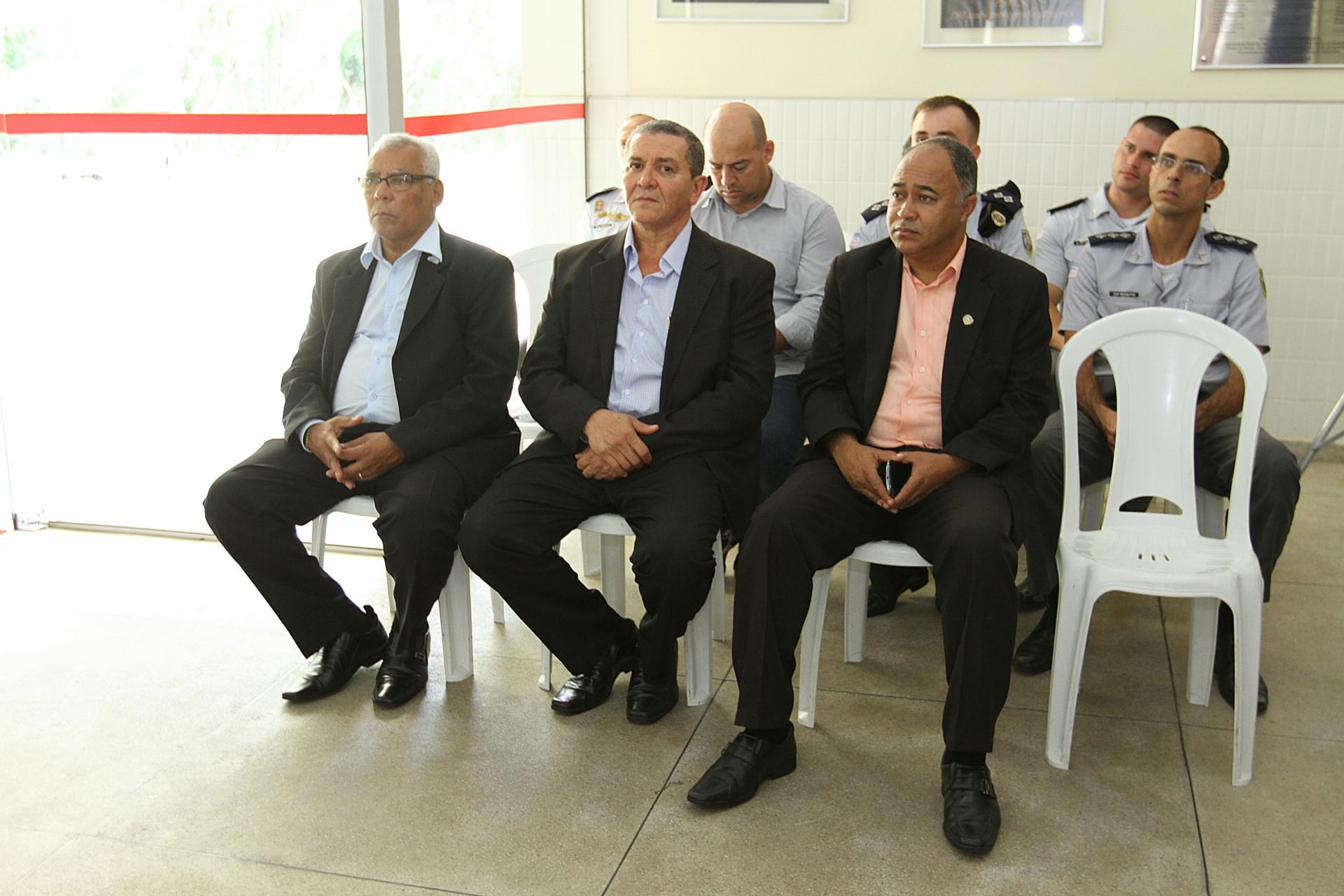 Aspomires participa da abertura do Curso de Aperfeiçoamento de Sargentos no ISP